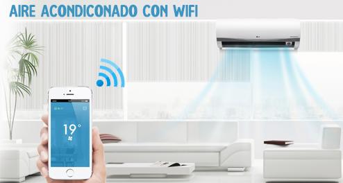 ¿Problemas para configurar tu WIFI del aire acondicionado?